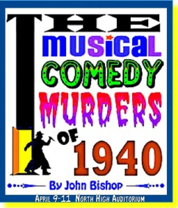 musical comedy murders